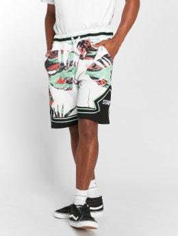 Staple Pigeon Shorts Jungle weiß