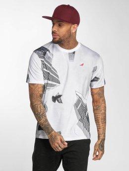 Staple Pigeon T-Shirt City Photo Print blanc