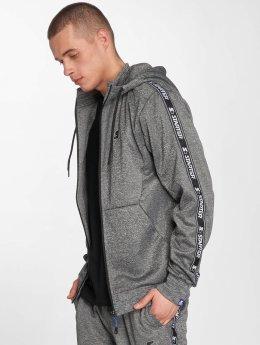 Starter Hoodies con zip Peppers Full Zip grigio
