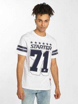 Starter T-Shirt Cracraft weiß
