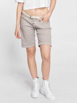 Stitch & Soul Pantalón cortos Bermuda gris