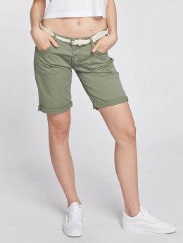 Stitch & Soul Shorts Bermuda grün