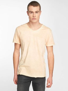Stitch & Soul t-shirt Basic oranje