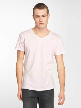Stitch & Soul T-Shirt Basic rosa