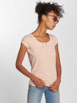 Stitch & Soul T-Shirt Flamingo rosa