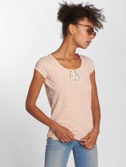 Stitch & Soul T-shirt Flamingo rosa chiaro