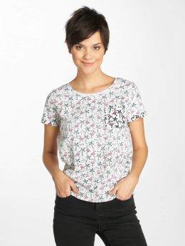 Stitch & Soul T-Shirt Aloha weiß