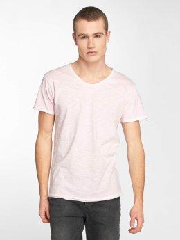 Stitch & Soul T-shirts Basic rosa