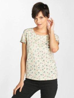 Stitch & Soul T-skjorter Aloha gul