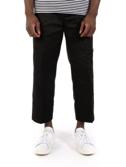Stüssy Spodnie wizytowe Big Boi czarny