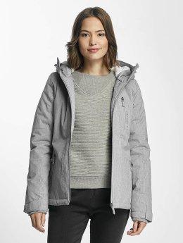 Sublevel Демисезонная куртка Pencil серый