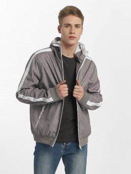 Sublevel Демисезонная куртка Project серый