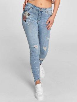 Sublevel Облегающие джинсы Skinny синий