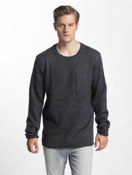 Sublevel Пуловер Knit синий