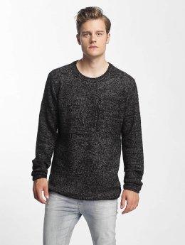 Sublevel Пуловер Knit черный