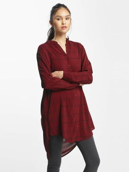 Sublevel Blouse/Tunic Blouse red