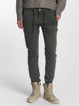 Sublevel Boyfriend jeans Jogg groen