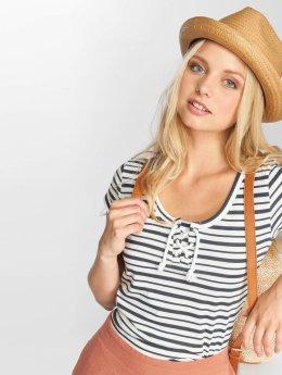 Sublevel Camiseta Stripes blanco