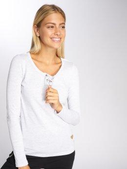 Sublevel Camiseta de manga larga Mila gris
