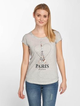Sublevel Camiseta PARIS gris