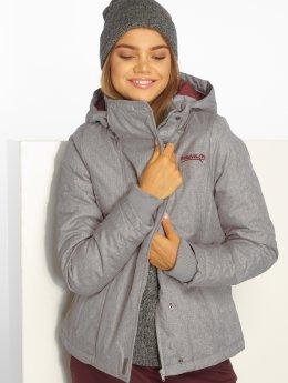 Sublevel Chaqueta de invierno Serina gris