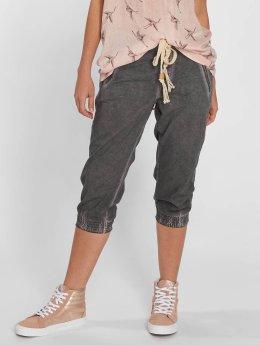 Sublevel Chino pants Capri gray