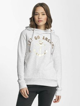 Sublevel Hoodie Anchor grey