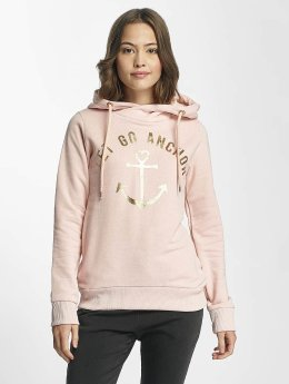 Sublevel Hoody Anchor rosa