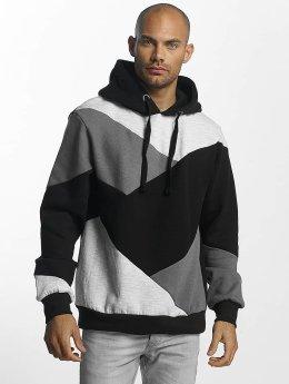 Sublevel Hoody Colour Block schwarz