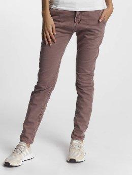 Sublevel Jeans larghi Jogg rosa chiaro