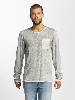 Sublevel Longsleeve Level Up grey