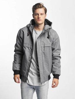 Sublevel Manteau hiver Style gris