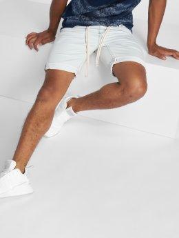 Sublevel Pantalón cortos Jogg Jeans Bermuda azul