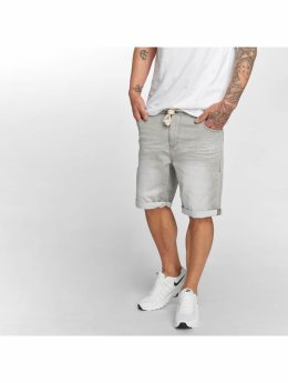 Sublevel Pantalón cortos Sweat Denim Optics gris