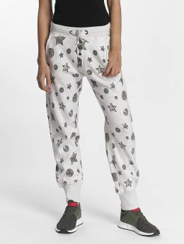 Sublevel Pantalón deportivo Allover Print gris