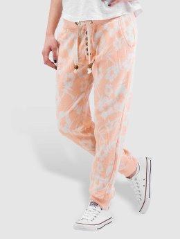 Sublevel Pantalón deportivo Flowers naranja