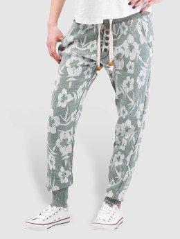Sublevel Pantalón deportivo Flowers verde