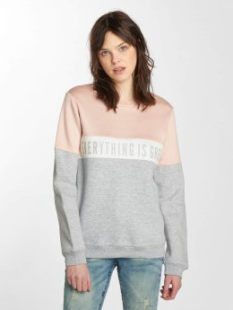 Sublevel Pullover Powerful Girls grau