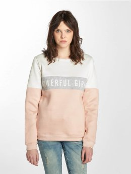 Sublevel Pullover Powerful Girls rosa