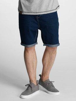 Sublevel Shorts Haka Five Pocket Denim blau
