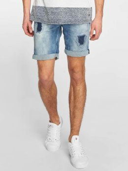 Sublevel Shorts Sweat Denim Optics blau