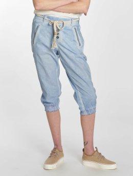 Sublevel shorts Washed blauw