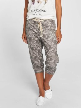 Sublevel Shorts Capri grau