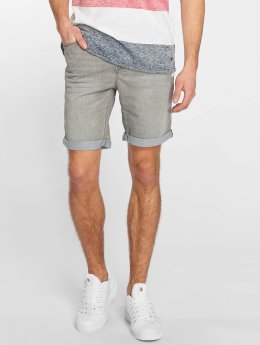 Sublevel Shorts Sweat Denim Optics grau