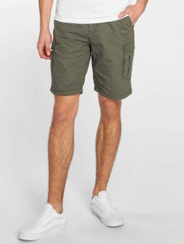 Sublevel Shorts Cargo grün