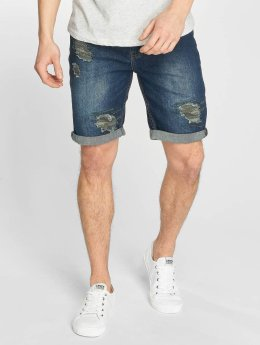 Sublevel Shortsit Denim sininen