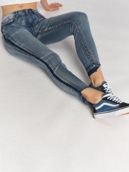 Sublevel Skinny Jeans Destroyed blå