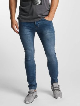 Sublevel Skinny Jeans Zip Fly blau
