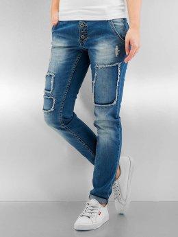 Sublevel Skinny jeans Daisy blauw