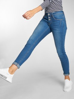 Sublevel Skinny jeans Pearl blauw
